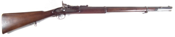 Snider Rifle MkIII with five groove rifling